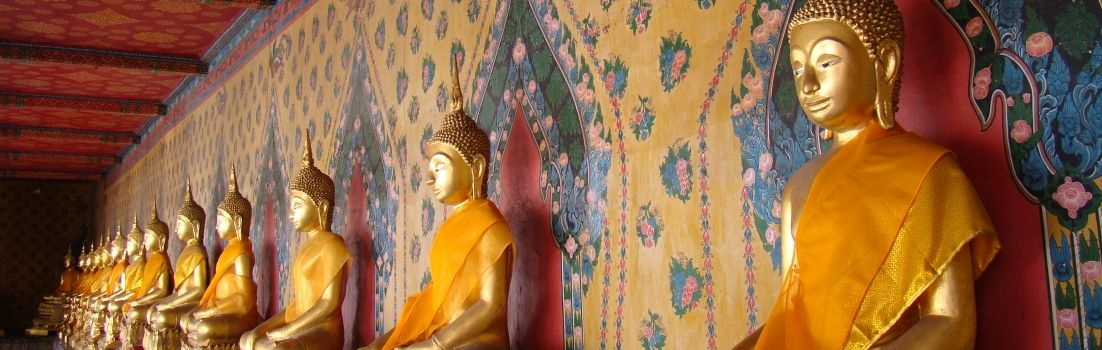 Doklady potrebné pre návštevu Thajska
